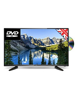Cello 40in HD LED TV with DVD + Install