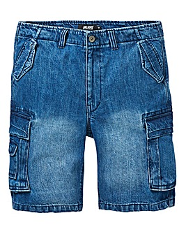Midwash Denim Axel Shorts