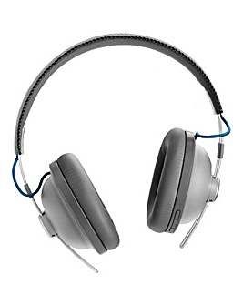 Panasonic HTX80B Bluetooth Headphone Silver