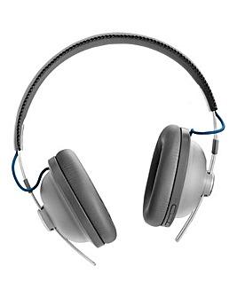 Panasonic Bluetooth Headphones Silver