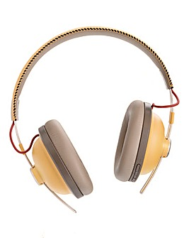 Panasonic Bluetooth Headphone Mustard