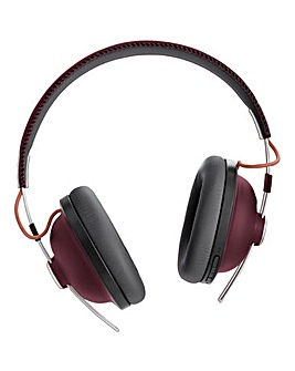 Panasonic Bluetooth Headphone Burgundy