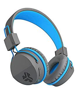 Jlab Neon BT Headphone Grey Blue