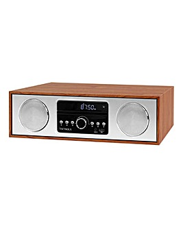 VICTROLA 30W Microsystem with Bluetooth