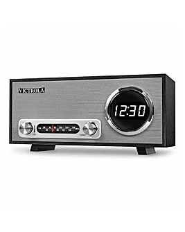 Victrola FM Radio with Bluetooth & Alarm