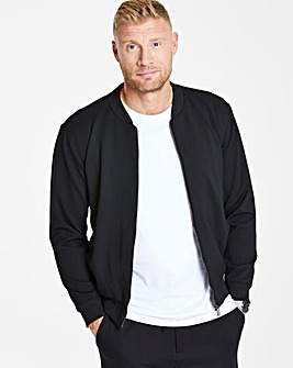 Flintoff By Jacamo Black Bomber R