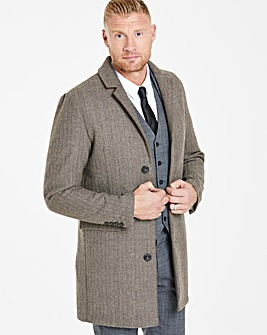 Herringbone Coat R