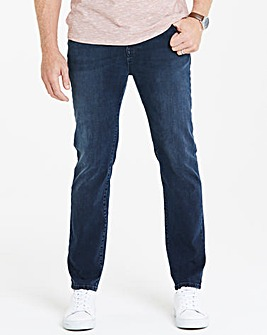 Flintoff By Jacamo Slim Fit Stretch Jeans 29 in