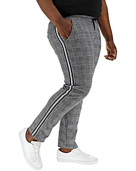 Checked Co-ord Joggers