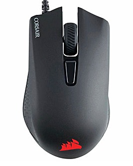 Corsair Gaming Harpoon RGB Gaming Mouse, Black, Optical, 6000DPI