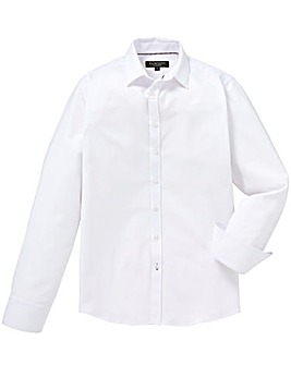 Flintoff By Jacamo L/S Smart Shirt L