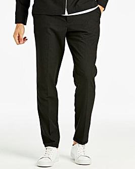 Checked Tapered Trouser R