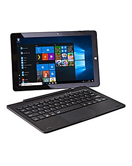 "Entity 10.1"" 2-in-1 Windows 10 Notebook"