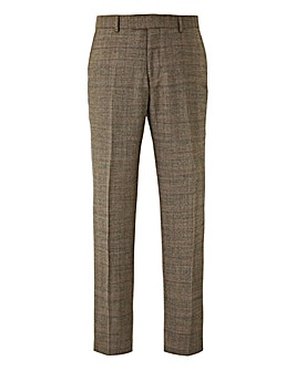 Flintoff By Jacamo Checked Trousers R