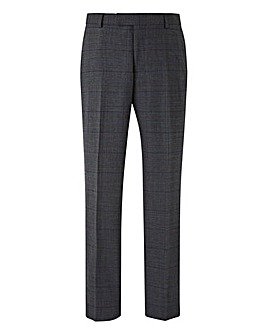Flintoff By Jacamo Checked Trousers S