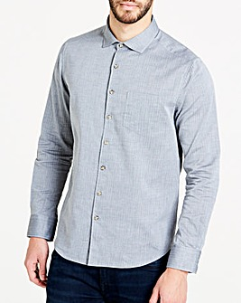 Flintoff By Jacamo Flannel L/S Shirt R