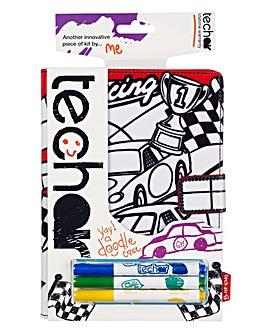 7 Racing Cars Kids Tablet Case