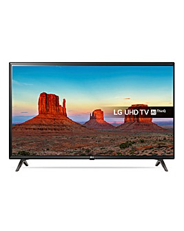 LG 43 inch UK6300 4K UHD with HDR