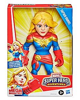 Marvel Avengers Mega Might-Captain Marve