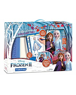 Disney Frozen 2 Sketchbook & Light Table