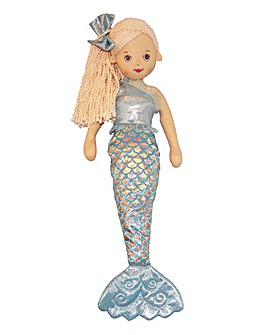 Isla Rag Doll - 22in Mermaid