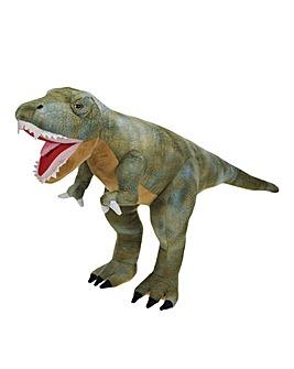 Plush Tyrannosaurus Rex 31in