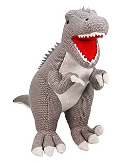 Knitted Tyrannosaurus Rex 19in