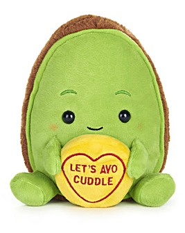 Love Hearts - Avocado 'Avo Cuddle' Plush