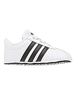 adidas VL Court 2.0 Crib Shoes