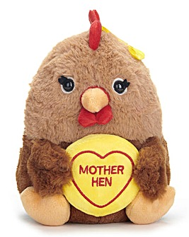 Love Hearts - Mother Hen Plush