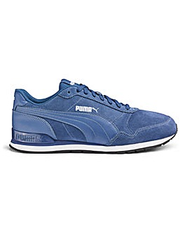 Puma ST Runner v2 Suede Trainers