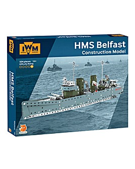 Imperial War Museum Construction Set - HMS Belfast