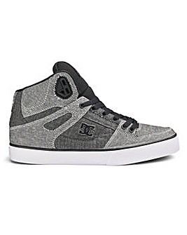 DC Pure High Top Trainers