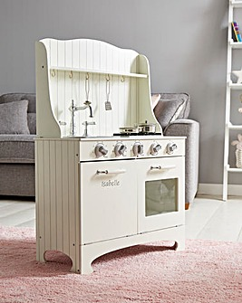 Personalised Wooden Country Kitchen