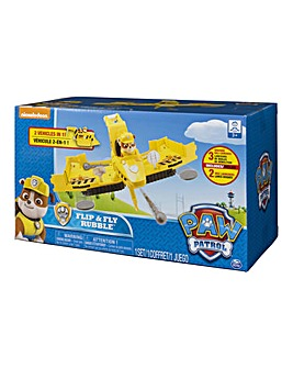 Paw Patrol Flip and Fly - Rubble