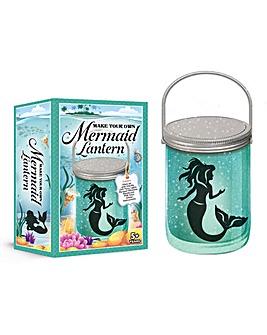 Make Your Own Mermaid Lantern
