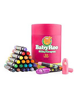 Jar Mello Silky Washable Crayons