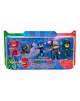 PJ Masks Super Moon 5pk Figures Set