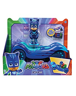PJ Masks Vehicle & Figure - Catboy