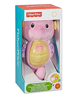 Fisher Price Soothe & Glow Seahorse Pink