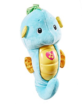 Fisher Price Soothe & Glow Seahorse Blue