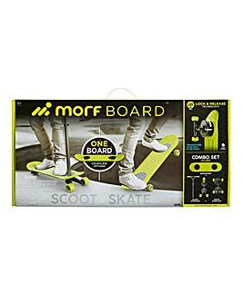Morfboard Skate n Scoot