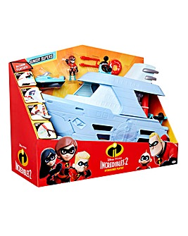 Incredibles 2 Feature Playset