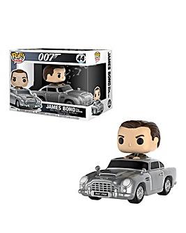 POP! Rides: James Bond DB5