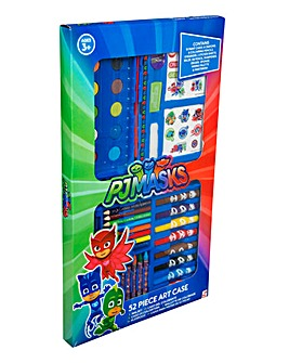 PJ Masks 52 Piece Art Case