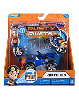 Rusty Rivets Vehicle Build - Rusty Kart