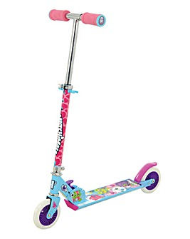 Hatchimals Folding Inline Scooter