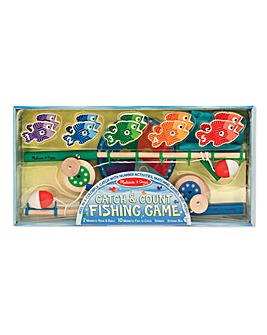 Melissa & Doug Catch & Count Fishing