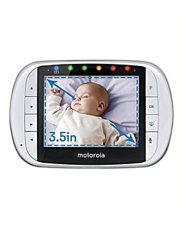 Motorola Digital Video Baby Monitor 3.5