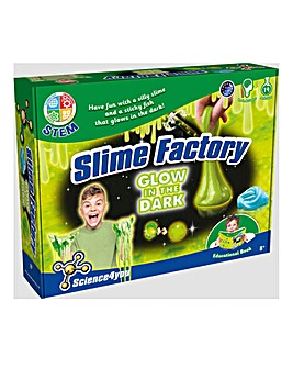 Science 4 You Slime Glow in the Dark